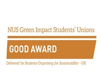 Green Impact Students' Unions Good Award logo