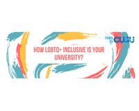 How LGBTQ inclusive is your university? banner